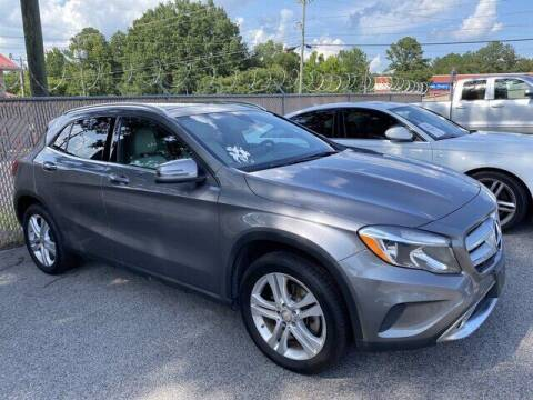 2017 Mercedes-Benz GLA for sale at CBS Quality Cars in Durham NC
