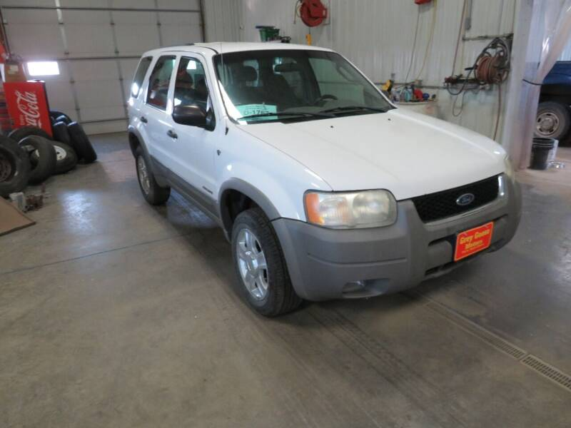 2001 Ford Escape for sale at Grey Goose Motors in Pierre SD