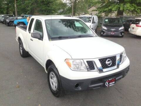 2017 Nissan Frontier for sale at EMG AUTO SALES in Avenel NJ