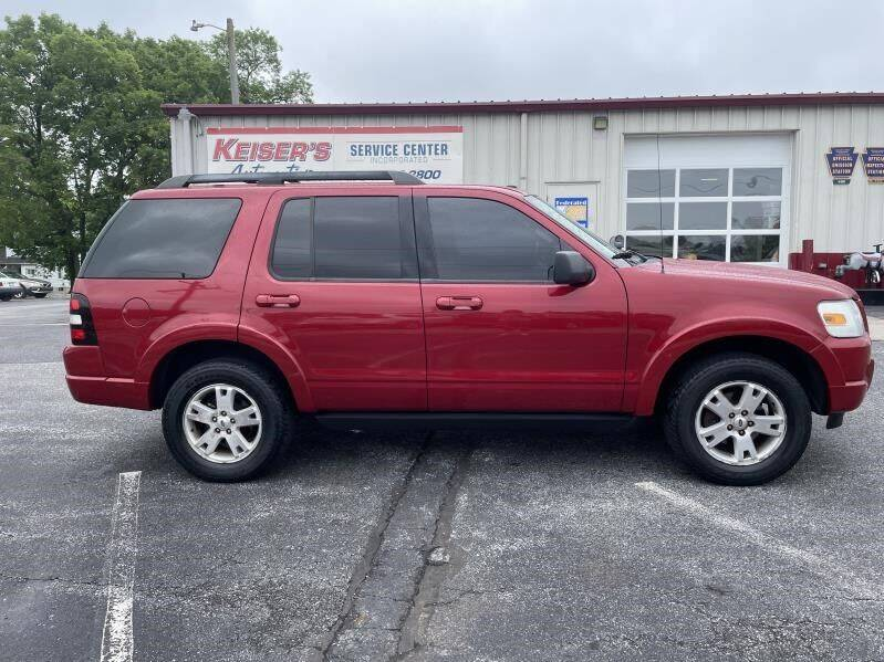 2010 Ford Explorer for sale at Keisers Automotive in Camp Hill PA