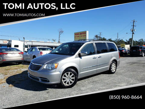 2013 Chrysler Town and Country for sale at TOMI AUTOS, LLC in Panama City FL
