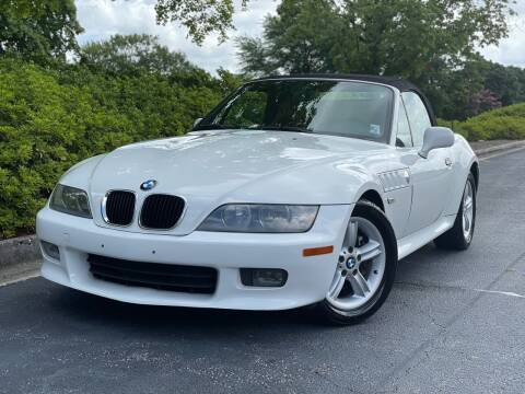 2000 BMW Z3 for sale at William D Auto Sales in Norcross GA