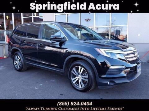 2017 Honda Pilot for sale at SPRINGFIELD ACURA in Springfield NJ