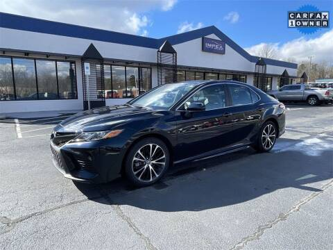 2020 Toyota Camry for sale at Impex Auto Sales in Greensboro NC