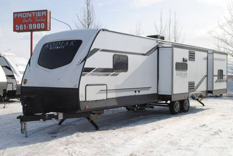 2021 KODIAK ULTIMATE 3321BHSL for sale at Frontier Auto & RV Sales in Anchorage AK