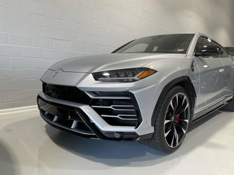2021 Lamborghini Urus for sale at POTOMAC WEST MOTORS in Springfield VA