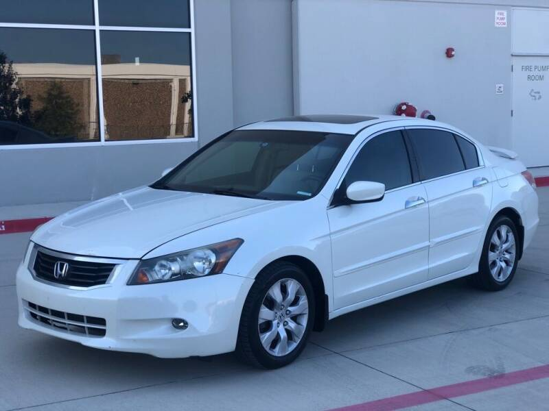 2008 Honda Accord for sale at Executive Auto Sales DFW in Arlington TX