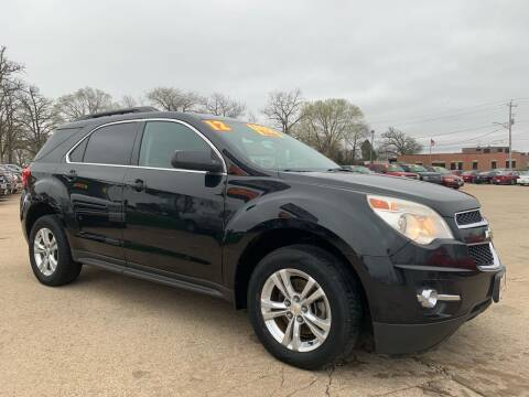 2012 Chevrolet Equinox for sale at Victory Motors in Waterloo IA