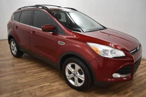2013 Ford Escape for sale at Paris Motors Inc in Grand Rapids MI