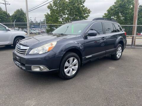 2012 Subaru Outback for sale at Vista Auto Sales in Lakewood WA