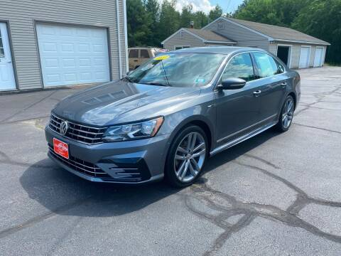 2017 Volkswagen Passat for sale at Glen's Auto Sales in Fremont NH