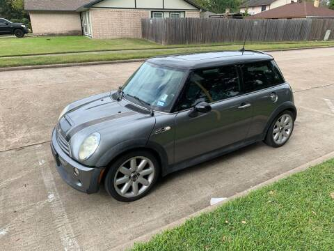 2006 MINI Cooper for sale at Demetry Automotive in Houston TX