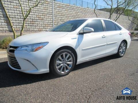 2017 Toyota Camry Hybrid for sale at AUTO HOUSE TEMPE in Tempe AZ