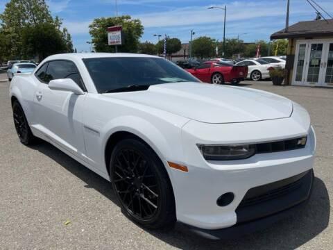2014 Chevrolet Camaro for sale at MISSION AUTOS in Hayward CA