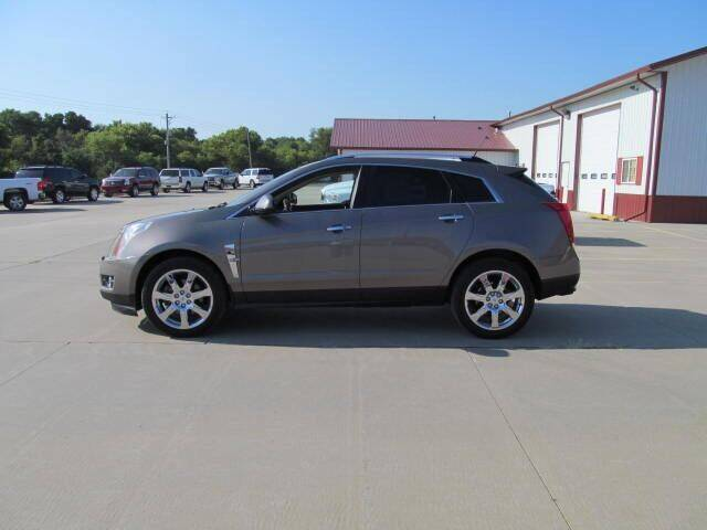 2011 Cadillac SRX for sale at New Horizons Auto Center in Council Bluffs IA