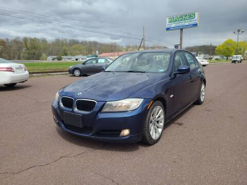 2011 BMW 3 Series for sale at Mackes Family Auto Sales LLC in Bloomsburg PA
