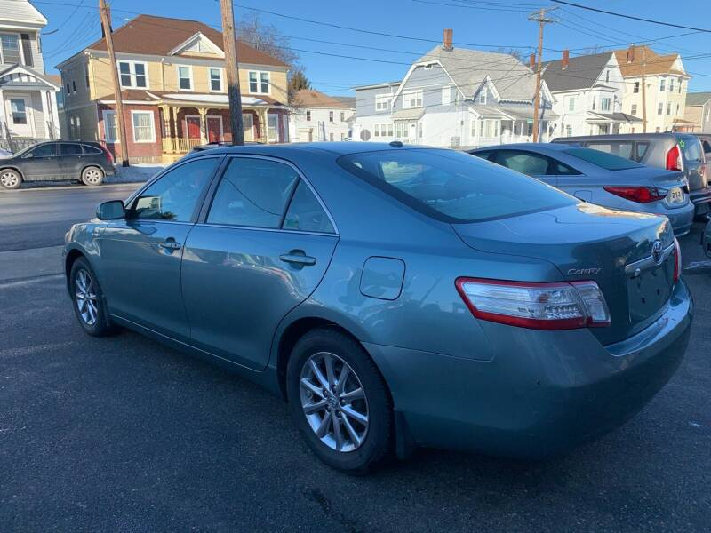 2011 Toyota Camry Hybrid for sale at Cote & Sons Automotive Ctr in Lawrence MA