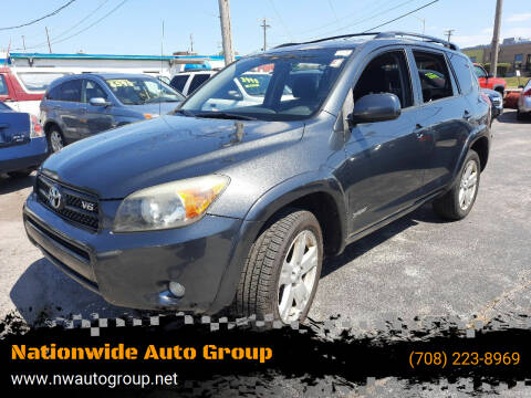2007 Toyota RAV4 for sale at Nationwide Auto Group in Melrose Park IL