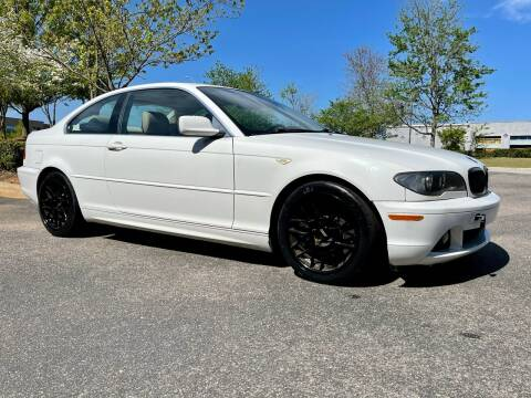 2005 BMW 3 Series for sale at Weaver Motorsports Inc in Cary NC