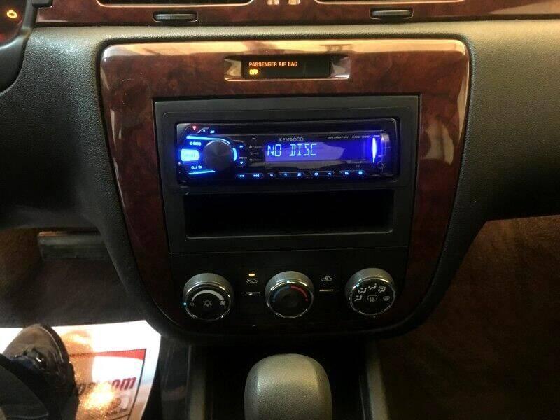 2007 Chevrolet Impala LS 4dr Sedan - Strasburg ND