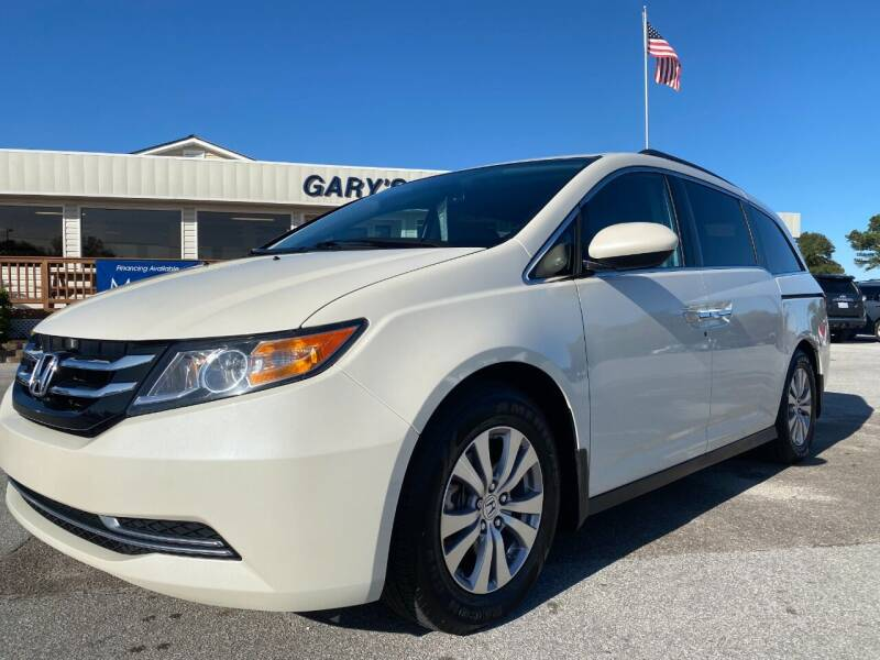 2016 Honda Odyssey for sale at Gary's Auto Sales in Sneads NC