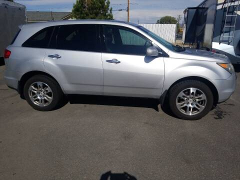 2007 Acura MDX for sale at Freds Auto Sales LLC in Carson City NV