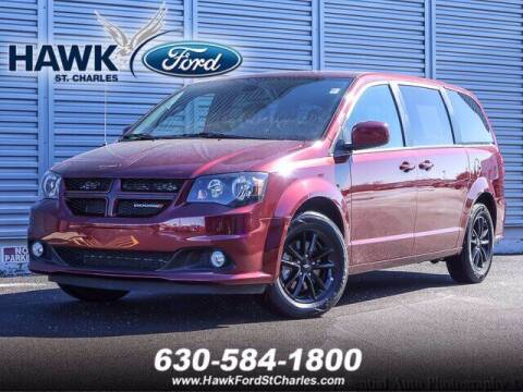 2020 Dodge Grand Caravan for sale at Hawk Ford of St. Charles in St Charles IL