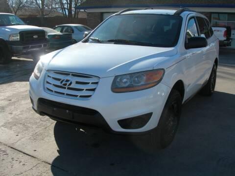 2010 Hyundai Santa Fe for sale at Springs Auto Sales in Colorado Springs CO