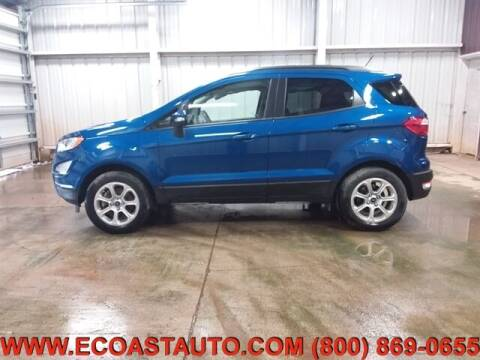 2018 Ford EcoSport for sale at East Coast Auto Source Inc. in Bedford VA