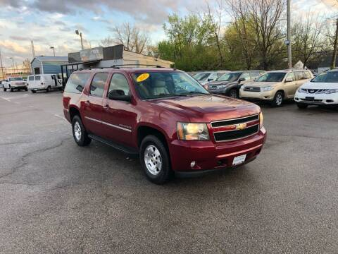2010 Chevrolet Suburban for sale at LexTown Motors in Lexington KY