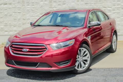 2016 Ford Taurus for sale at Cannon and Graves Auto Sales in Newberry SC