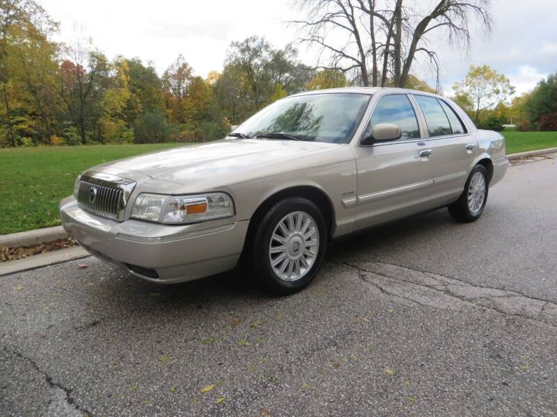 2009 Mercury Grand Marquis for sale at EZ Motorcars in West Allis WI