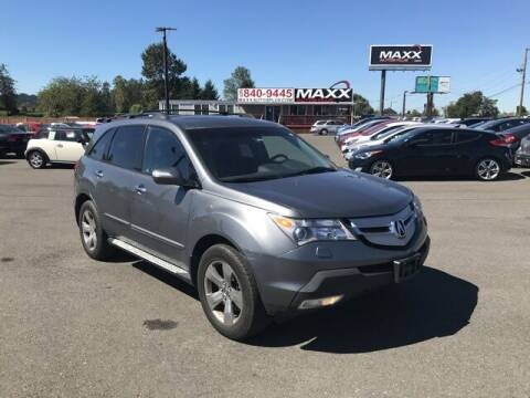 2008 Acura MDX for sale at Maxx Autos Plus in Puyallup WA