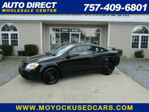 2010 Chevrolet Cobalt for sale at Auto Direct Wholesale Center in Moyock NC