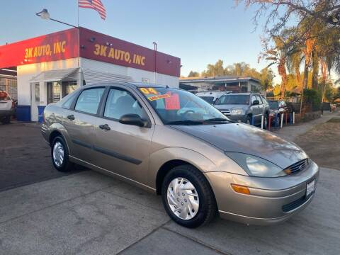 2004 Ford Focus for sale at 3K Auto in Escondido CA