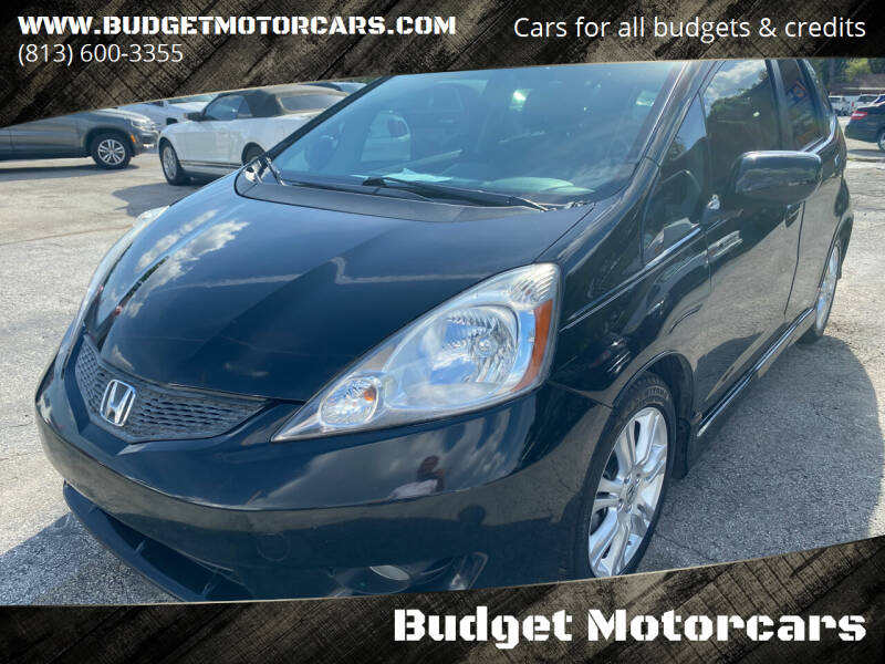 2010 Honda Fit for sale at Budget Motorcars in Tampa FL