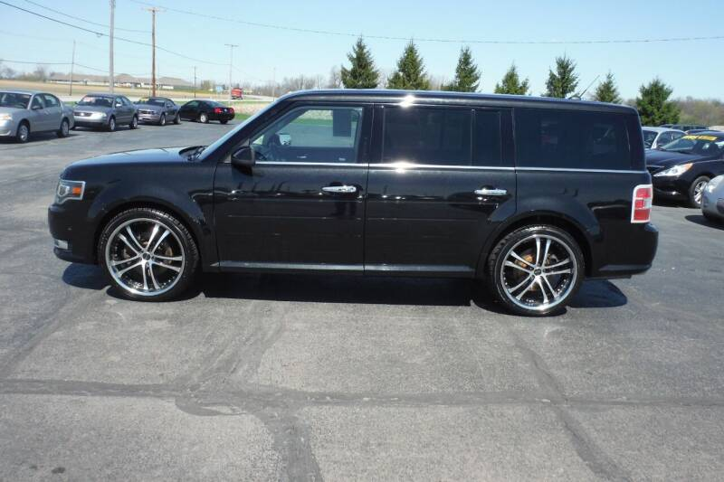 2013 Ford Flex for sale at Bryan Auto Depot in Bryan OH