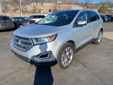 2015 Ford Edge for sale at Turnpike Automotive in North Andover MA
