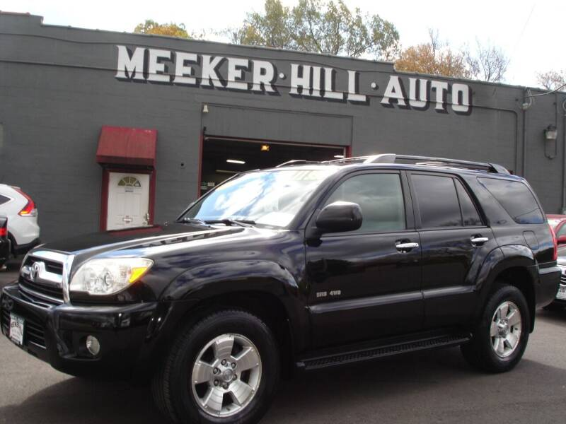 2009 Toyota 4Runner for sale at Meeker Hill Auto Sales in Germantown WI
