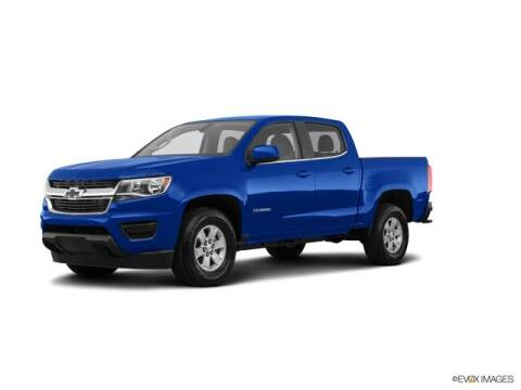 2018 Chevrolet Colorado for sale at Ken Wilson Ford in Canton NC