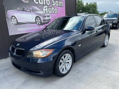 2007 BMW 3 Series for sale at Euro Auto in Overland Park KS