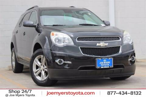2014 Chevrolet Equinox for sale at Joe Myers Toyota PreOwned in Houston TX