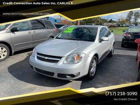 2005 Chevrolet Cobalt for sale at Credit Connection Auto Sales Inc. CARLISLE in Carlisle PA