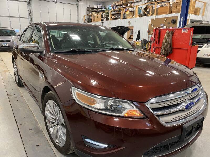 2012 Ford Taurus for sale at RDJ Auto Sales in Kerkhoven MN