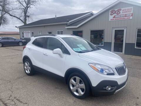 2016 Buick Encore for sale at B & B Auto Sales in Brookings SD