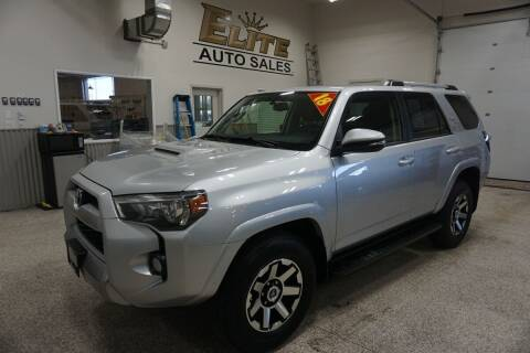 2018 Toyota 4Runner for sale at Elite Auto Sales in Idaho Falls ID