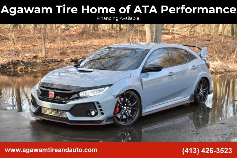 2019 Honda Civic for sale at Agawam Tire Home of ATA Performance in Feeding Hills MA