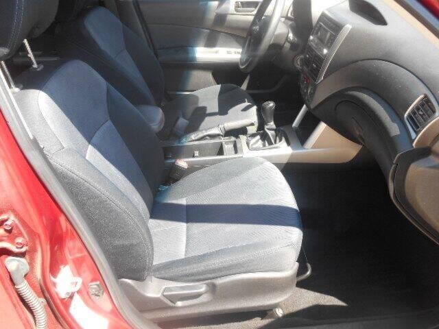 2009 Subaru Forester AWD 2.5 X 4dr Wagon 5M - Chamberlain SD