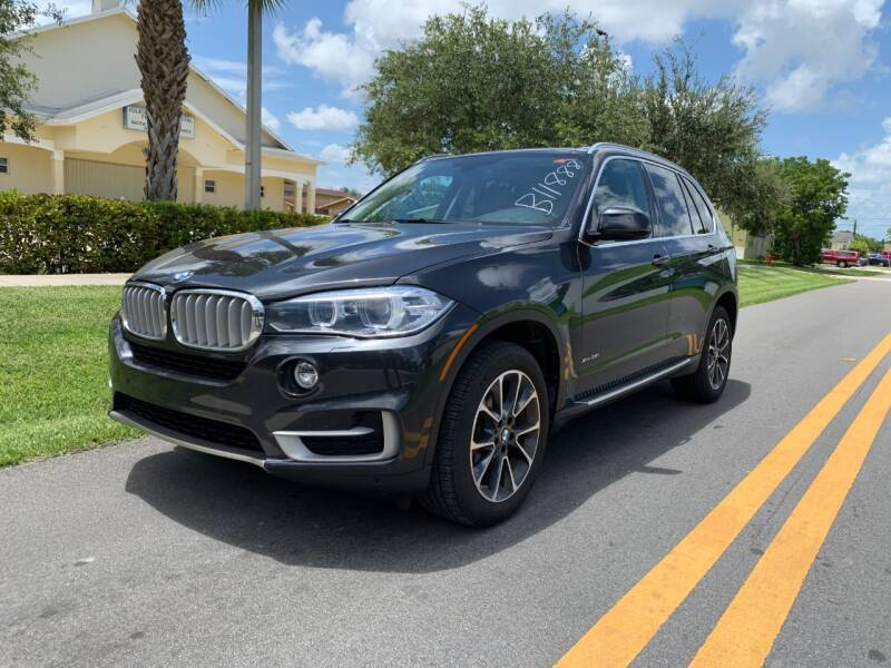2016 BMW X5 AWD xDrive35i 4dr SUV - Davie FL