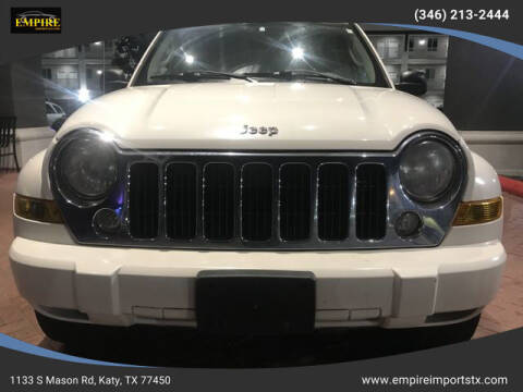 2007 Jeep Liberty for sale at EMPIREIMPORTSTX.COM in Katy TX